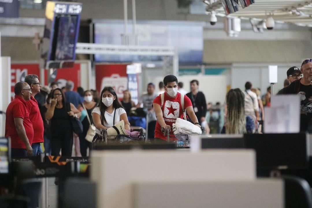 ANAC altera regra de frequência internacional por conta do coronavirus